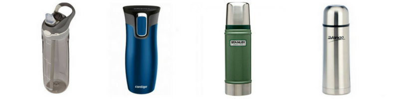 Travel and backpacking bottles, flasks and mugs ireland trailblazers
