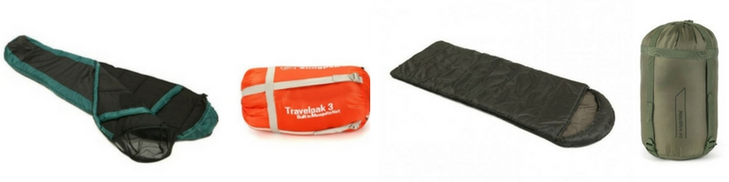 Buy Camping Sleeping Bags, Mats and Air mattress beds at trailblazers Ireland Backpacking