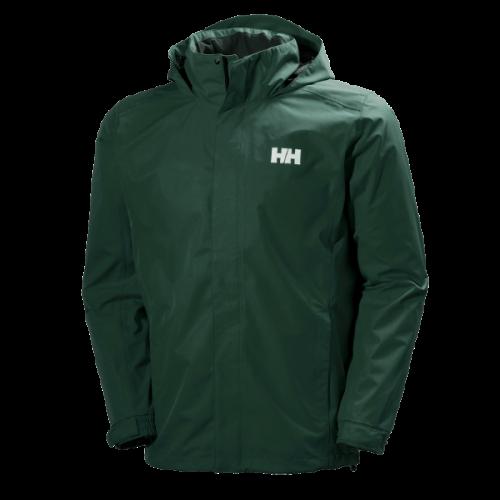 men's Helly Hansen Dubliner Jacket Waterproof Hooded Navy Trailblazers Ireland Hiking Walking