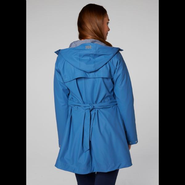 Women S Helly Hansen Kirkwall Rain Coat Trailblazers