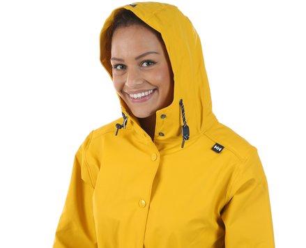e60cdee7 Women's Helly Hansen Kirkwall Waterproof Rain Coat Trailblazers Ireland