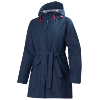 Women's Helly Hansen Kirkwall Waterproof Rain Coat Trailblazers Ireland