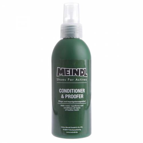 Meindl Conditioner and Proofer for boots shoes hiking walking outdoors waterproof trailblazers ireland