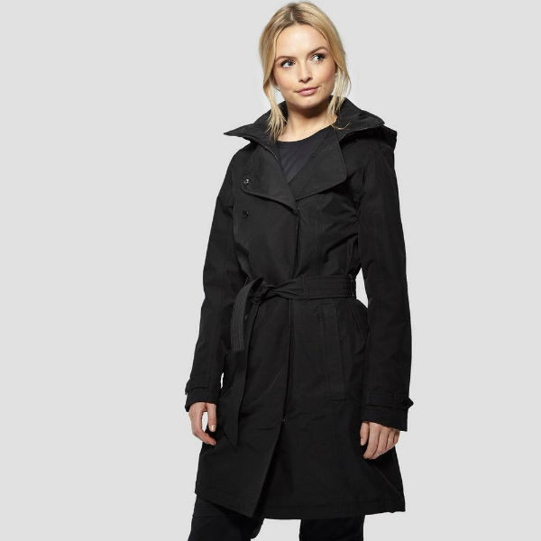 Women S Helly Hansen Welsey Trench Insulated Jacket