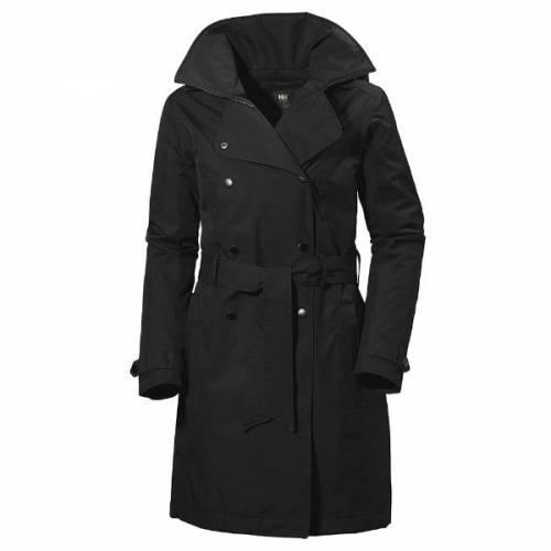 Women's Helly Hansen Welsey trench Insulated Waterproof Jacket Trailblazers Ireland