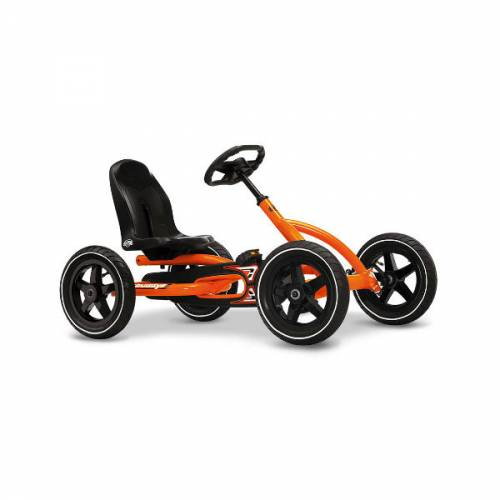Berg Buddy Orange Go-Kart Children Kid's Fun Family Cheap Warranty trailblazers ireland