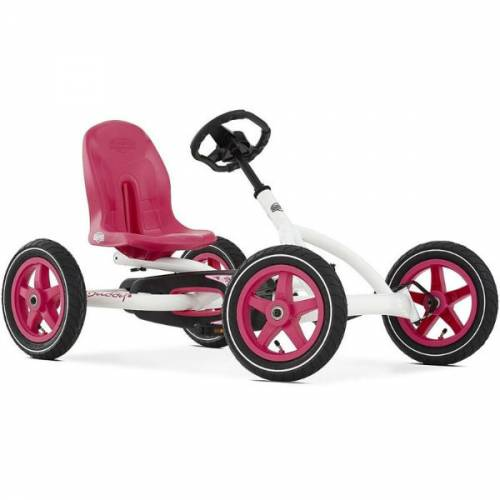 Berg Buddy White Go-Kart Children Kid's Fun Family Cheap Warranty trailblazers ireland