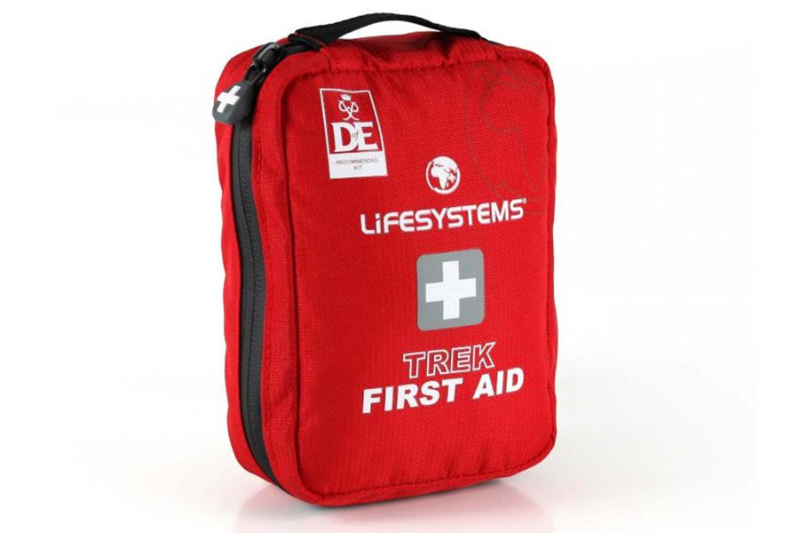 Lifesystems Trek First Aid Kit Adventure Hiking Trailblazers Outdoor
