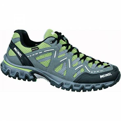 Meindl Manila GTX Hiking Shoe Gore-Tex Waterproof Green Walking Trailblazers Ireland