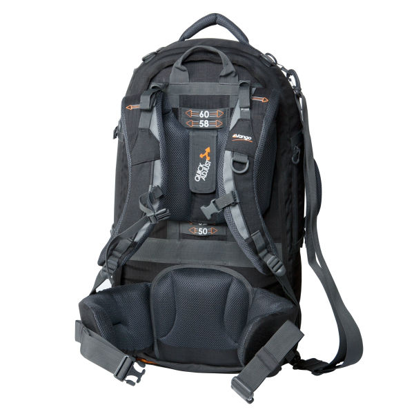 51aee985f53a Vango Freedom 80L+20L Travel Rucksack