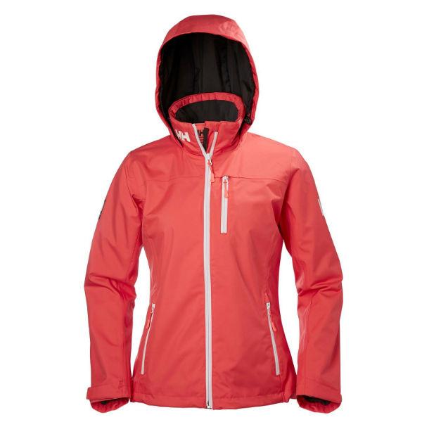 851e33547 Women's Helly Hansen Crew Hooded Midlayer Jacket