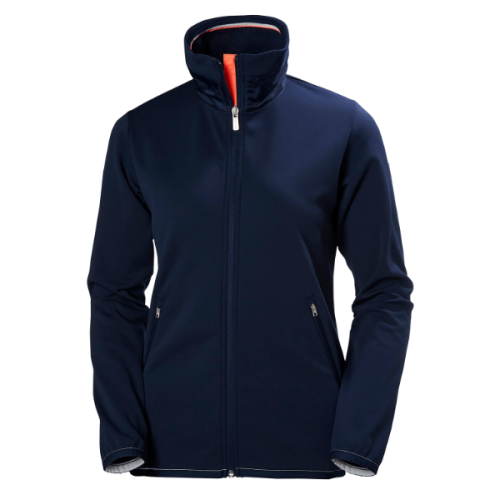 helly hansen naiad fleece jacket warm navy blue