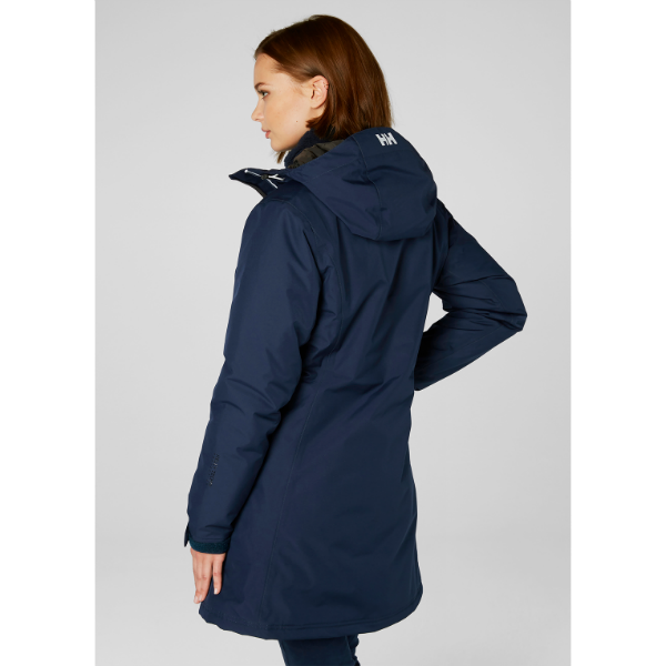 Women's Helly Hansen Crew Midlayer Waterproof Jacket Trailblazers Ireland