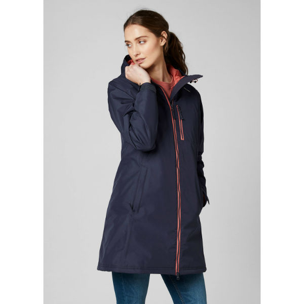 helly hansen long belfast winter jacket