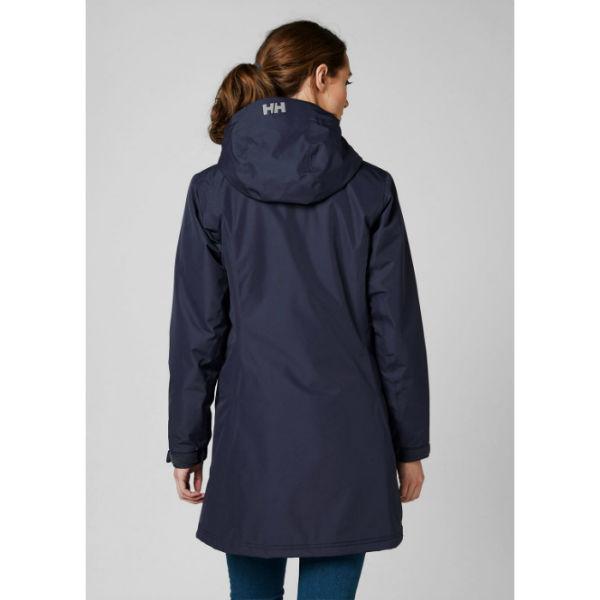 ec754037707 Women s Helly Hansen Long Belfast Winter Jacket