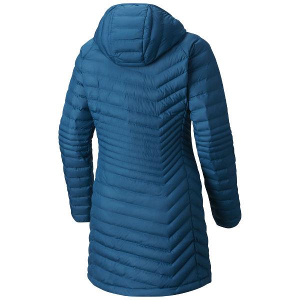 Women S Columbia Powder Lite Hooded Mid Jacket Omni Heat