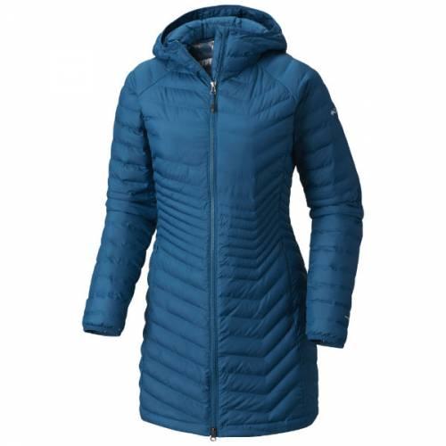 womens columbia powder lite hooded mid jacket warm omni-heat