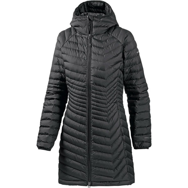 b11e11357e026 womens columbia powder lite hooded mid jacket warm omni-heat