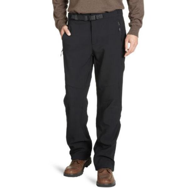 161ba916cb336 mens columbia passo alto heat pant omni-heat 0mni-shield warm reflective  black trouser