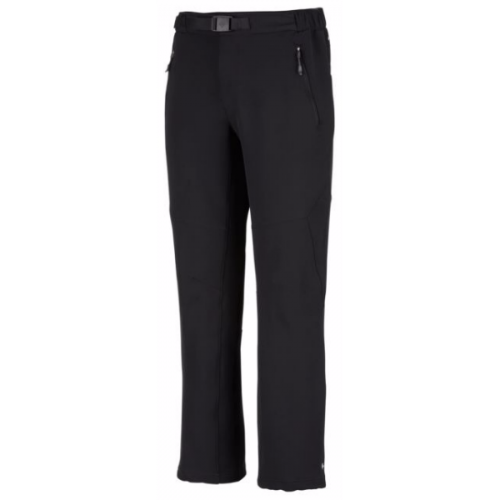 mens columbia passo alto heat pant omni-heat 0mni-shield warm reflective black trouser