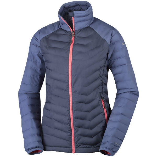 Columbia Womens WK1498 Insulated Jacket Powder Lite Jacket Polyester