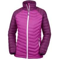 womens columbia powder lite jacket omni heat warm thermal