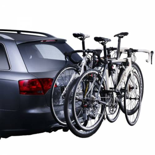 thule express 972 towbar 3 bike rack cycling