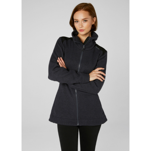 womens helly hansen synnoeve propile knit jacket