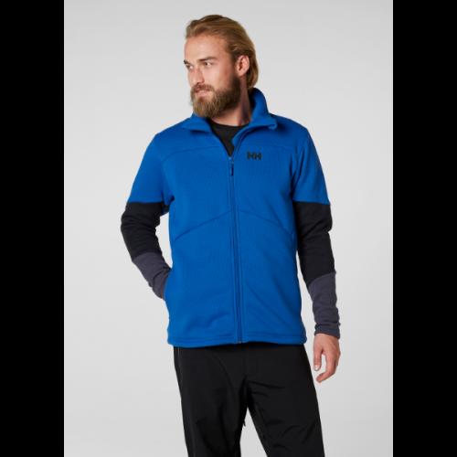 Men's Helly Hansen EQ Black Midlayer Jacket