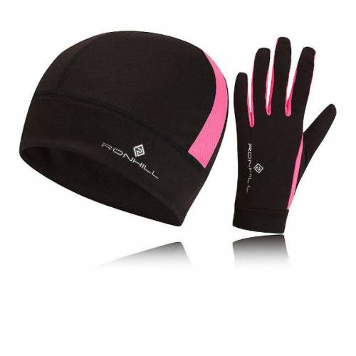Ronhill Vizion Beanie Plus Glove Set