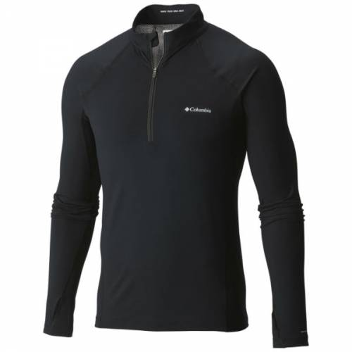 Columbia Midweight Stretch Long Sleeve Half Zip Baselayer