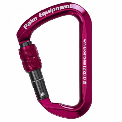 Palm Screw Gate Karabiner