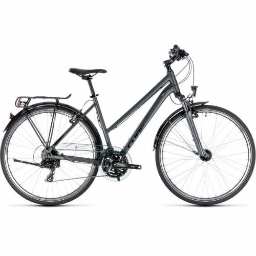 Women's CUBE Touring Trapeze Bike