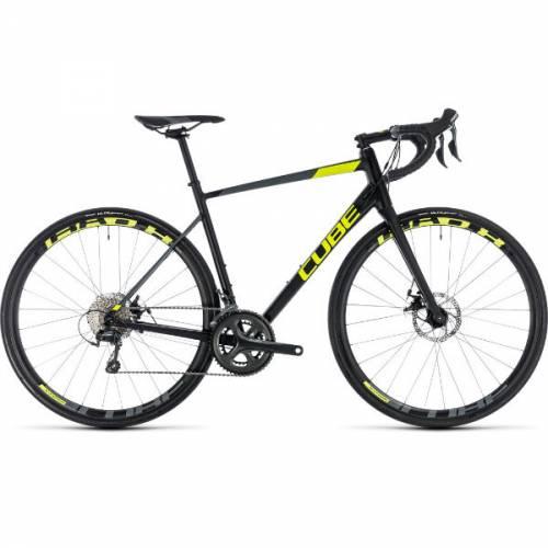 CUBE Attain Race Disc Men's Road Bike