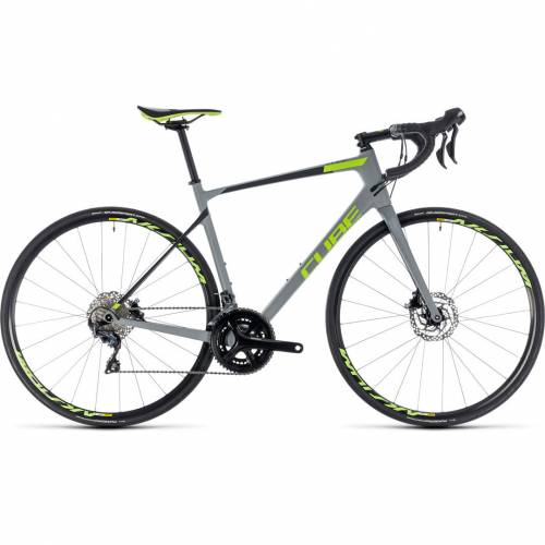 CUBE Attain GTC Race Men's Road Bike