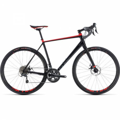 CUBE Nuroad Men's Gravel Bike