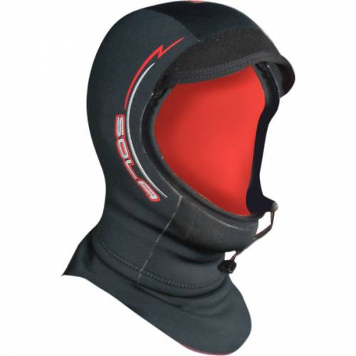 Sola 3mm Core X Super Stretch Neoprene Hood