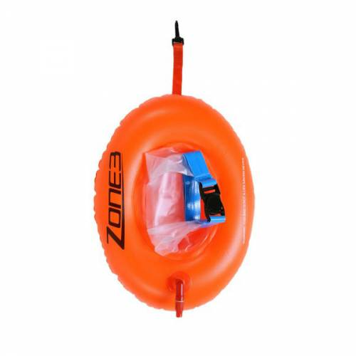 Zone 3 Swim Buoy Dry Bag Donut