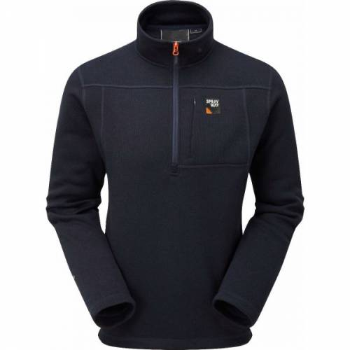 sprayway minos 1/2 zip pullover fleece