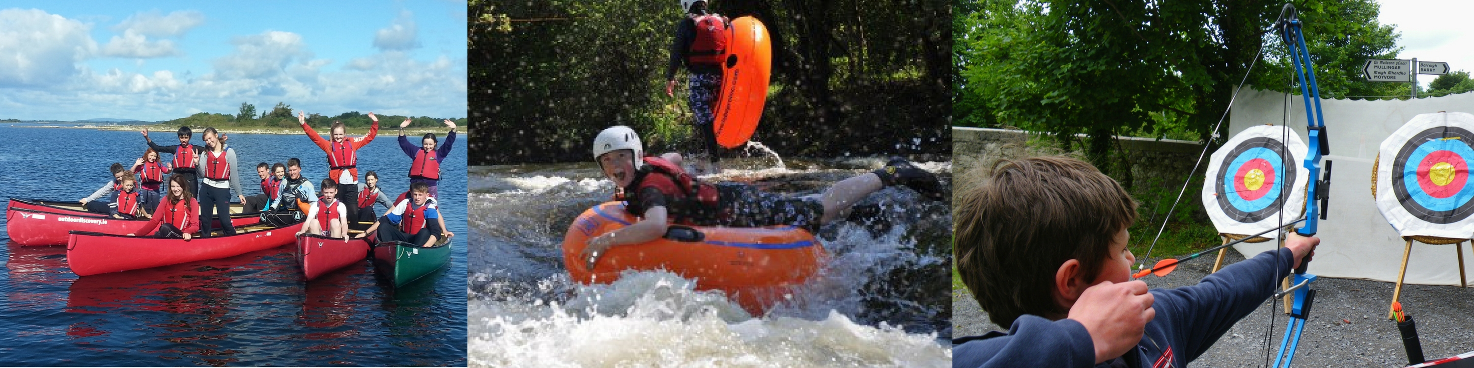 Outdoor Discovery Adventure Longford Trailblazers Family Friendly Days Out