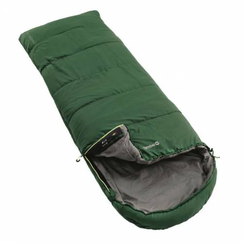 outwell campion lux sleeping bag hiking and camping trailblazers warm