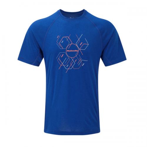 Men's Ronhill Stride Hexagon T-Shirt