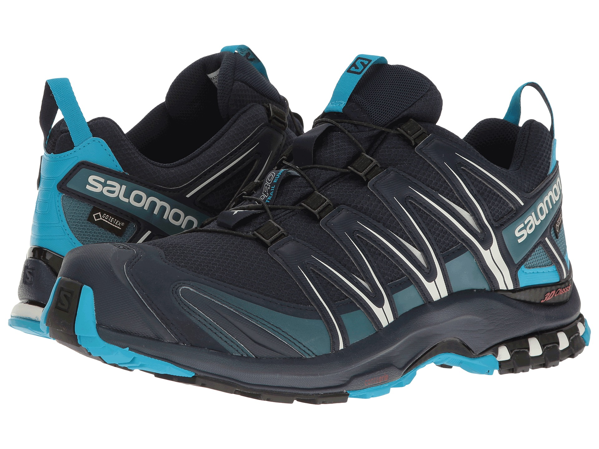 b171772e2df Men's Salomon XA Pro 3D GTX Shoe | Hiking & Trail Footwear - Trailblaze