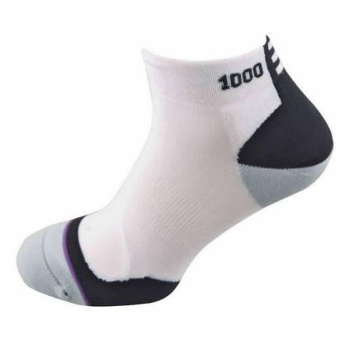 1000 mile fusion sport anklet sock running ireland