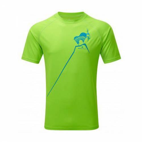 Ronhill Trail Mountain Goat T-Shirt