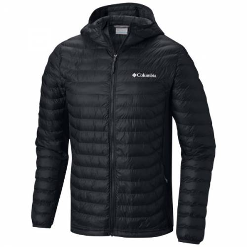 Columbia Powder Lite Hybrid Hooded Jacket