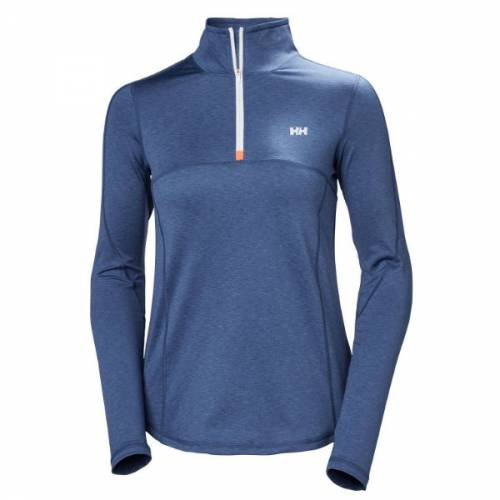 Helly Hansen Aspire Flex 1/2 Zip Long Sleeve Top