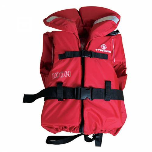 Typhoon 100N Foam Life Jacket