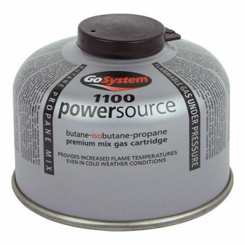 GoSystem 1100 PowerSource Premium Mix Gas Cartridge