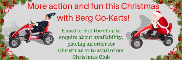 Shop Berg Go-Karts with Trailblazers | Co  Leitrim, Ireland